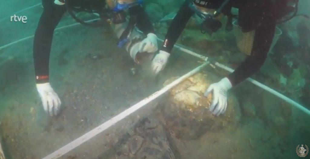 La Arqueología Subacuática de la UCA en Arqueomanía